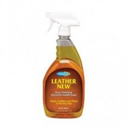 LEATHER NEW SPRAY 473 ML