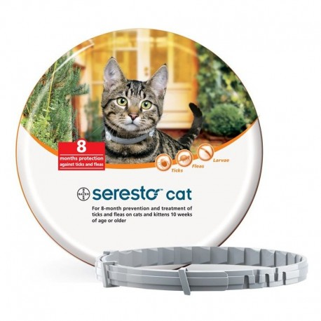 SERESTO COLLAR GATOS