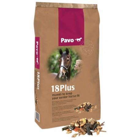 PAVO 18 PLUS ENV. 15 KG